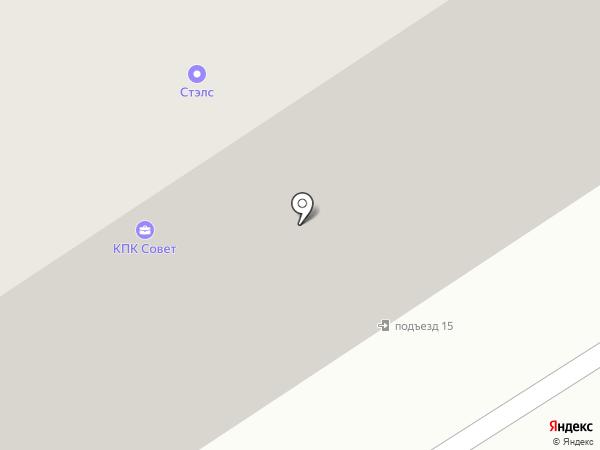 DPD на карте Норильска