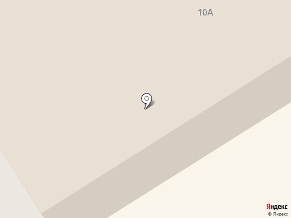 Объединение коммунальников №1 на карте Норильска