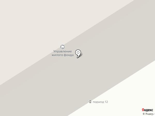 Управление содействия переселению на карте Норильска