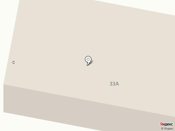 Самур на карте Норильска