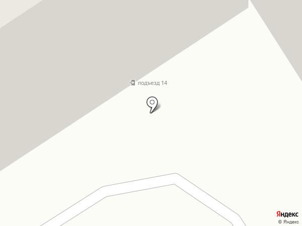 Студия восточного массажа на карте Норильска