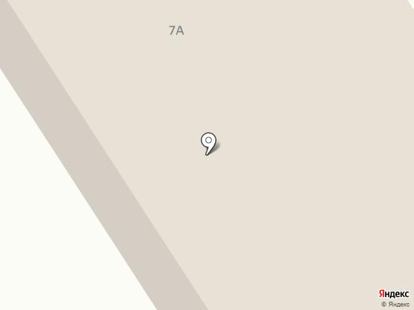 Банкомат, Восточно-Сибирский банк на карте Норильска