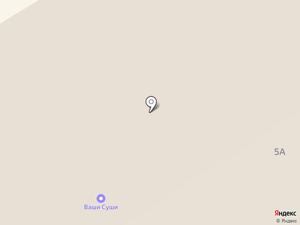ТОНУС-КЛУБ на карте Норильска