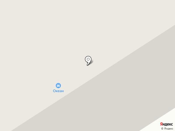 Служба заказа спецавтотехники на карте Норильска