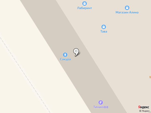 Piramida на карте Норильска