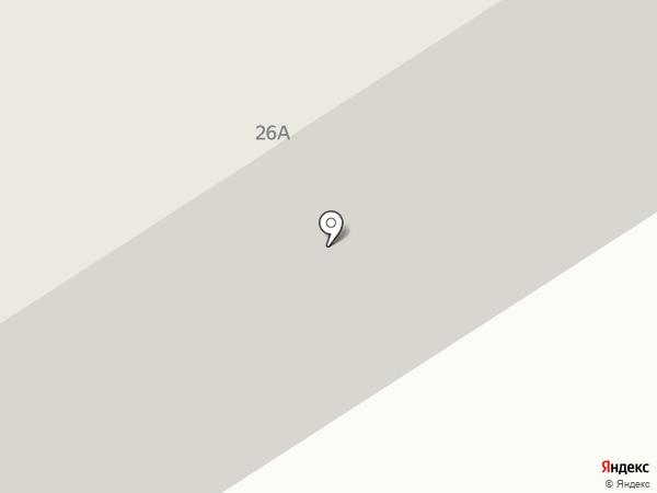 Лепреконь на карте Норильска