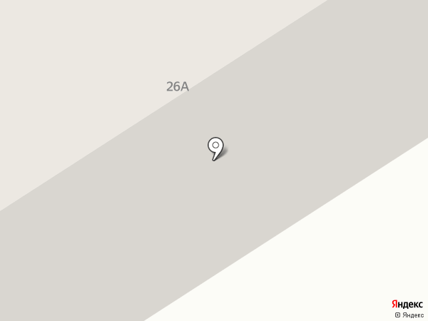 Айсберг на карте Норильска