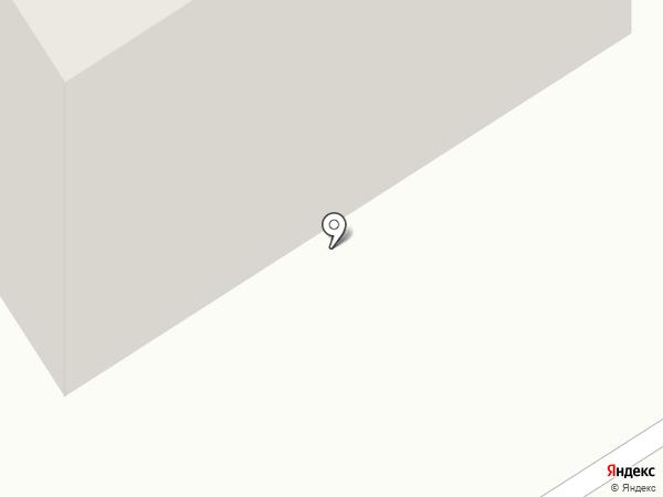 Пирамида на карте Норильска