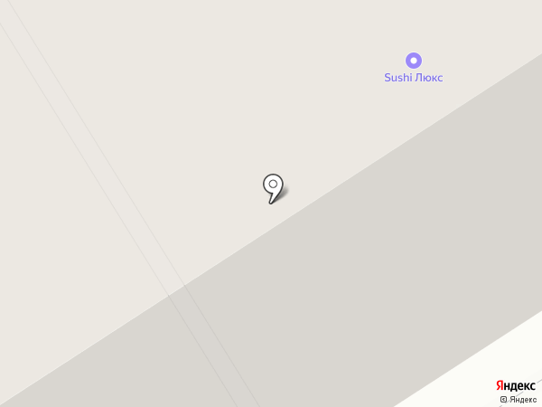 Городское такси на карте Норильска