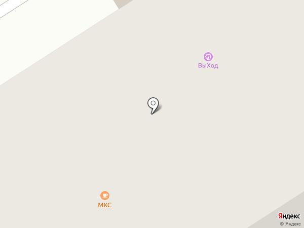 ПараНори-Кхимчи на карте Норильска