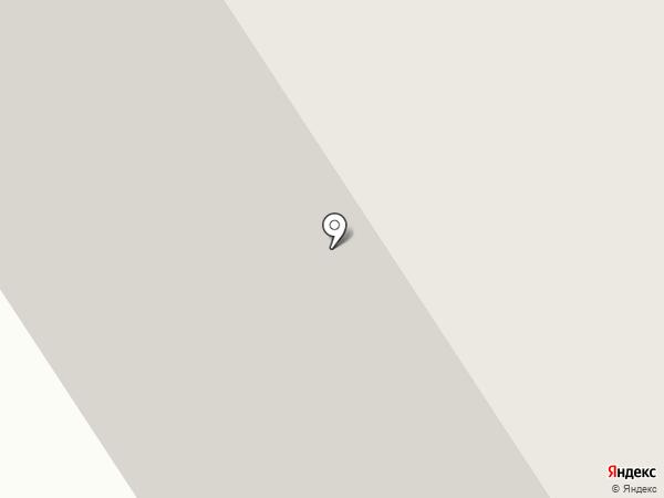 Общежитие на карте Норильска