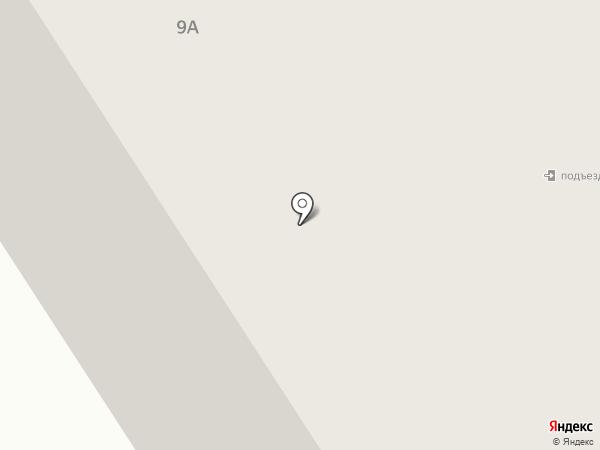 Дом на карте Норильска