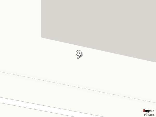 ВСК, САО на карте Норильска