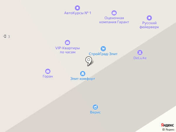 ГАРАНТ на карте Норильска