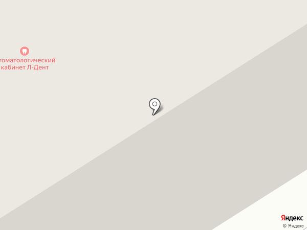 Стоматологический кабинет на карте Норильска