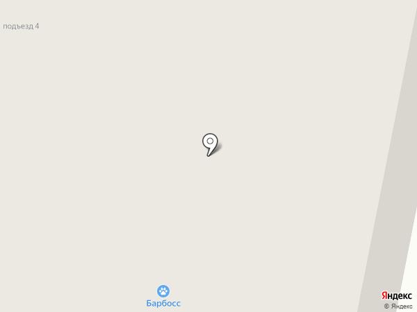 Анжелика на карте Норильска