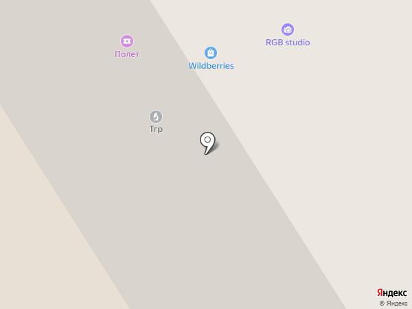 Авиа экспресс на карте Норильска