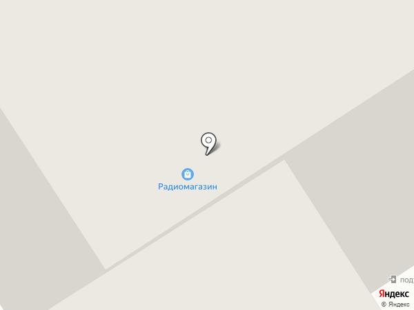 Минус, ЗАО на карте Норильска