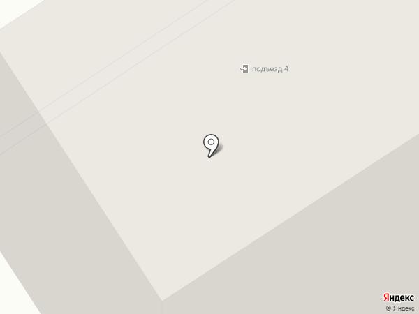 Брума на карте Норильска