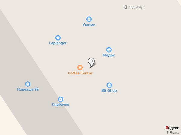 М+Д на карте Норильска