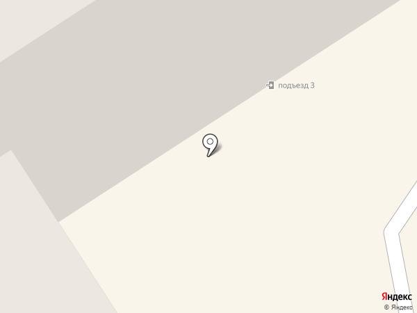 Магазин головных уборов на карте Норильска