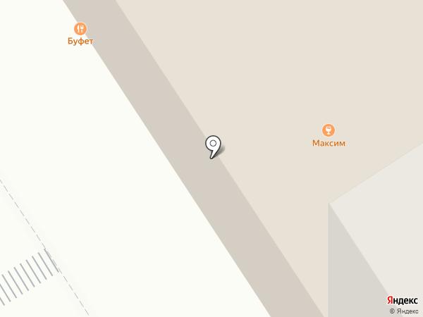Буфет на карте Норильска