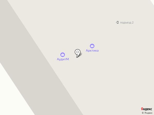 АудитМ на карте Норильска