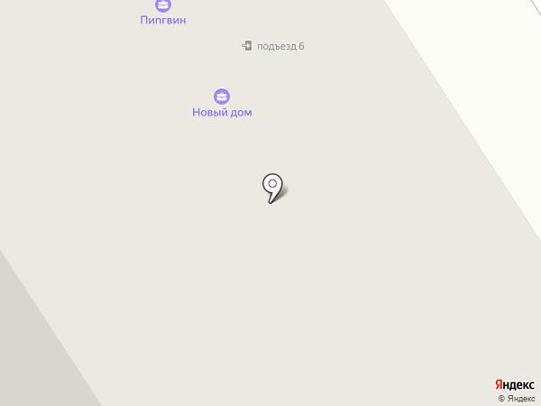 Таймыр на карте Норильска
