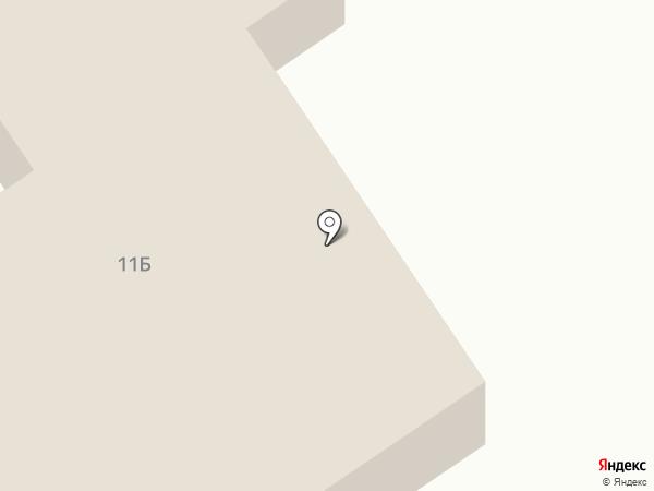 Юность, супермаркет на карте Норильска