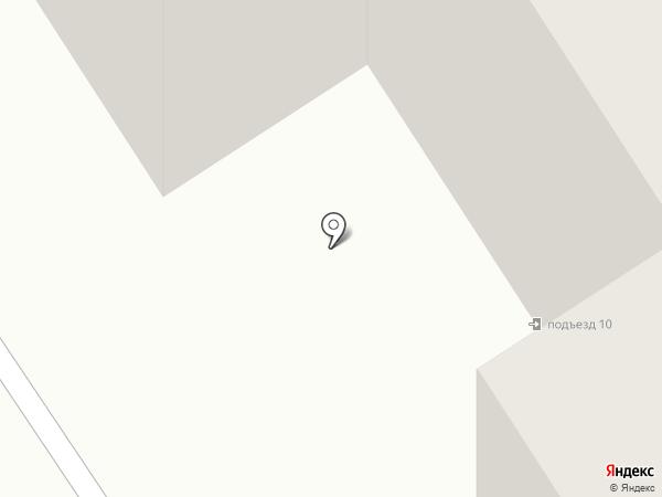 Ю-Фон на карте Норильска