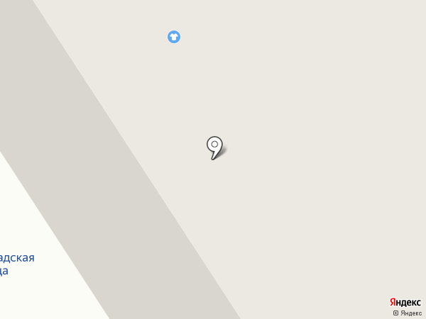 Новый дом на карте Норильска