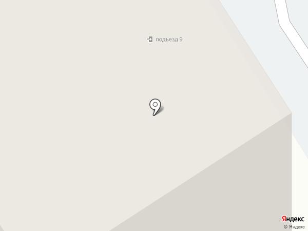 Персональное Решение на карте Норильска