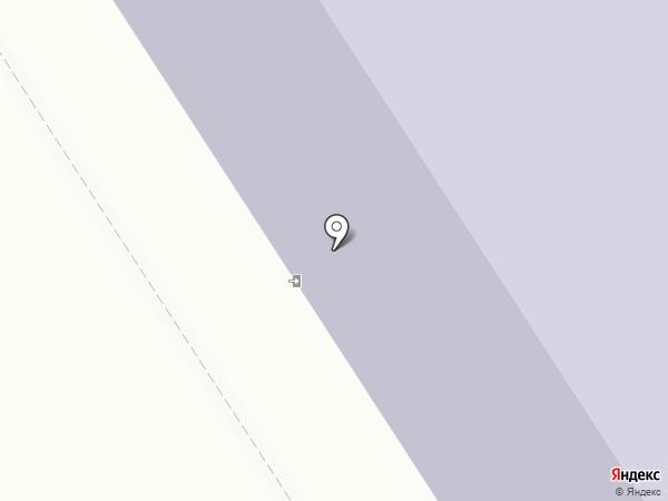Норильская общеобразовательная школа-интернат на карте Норильска