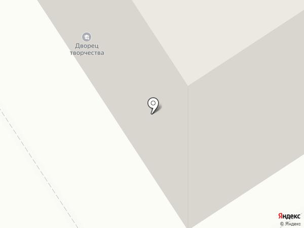 Дворец творчества детей и молодежи г. Норильска на карте Норильска