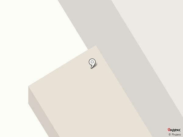Плюмаж на карте Норильска