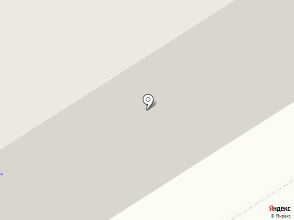 Кран на карте Норильска