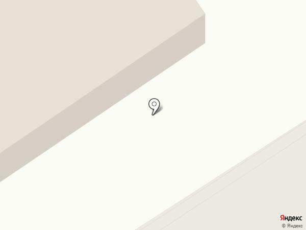 Народный на карте Норильска