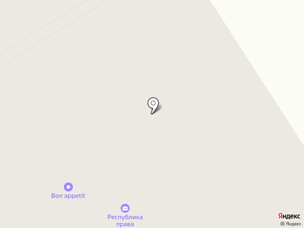Айкрафт на карте Норильска