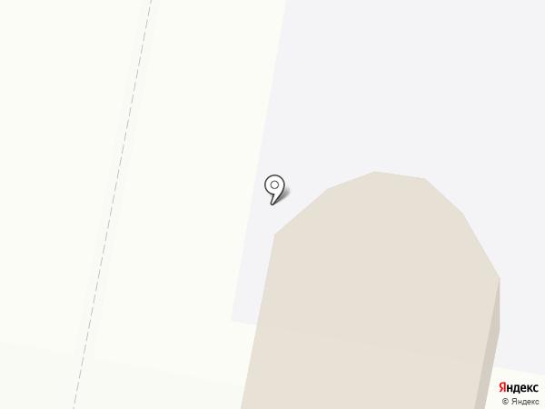 Фейерверки на карте Норильска
