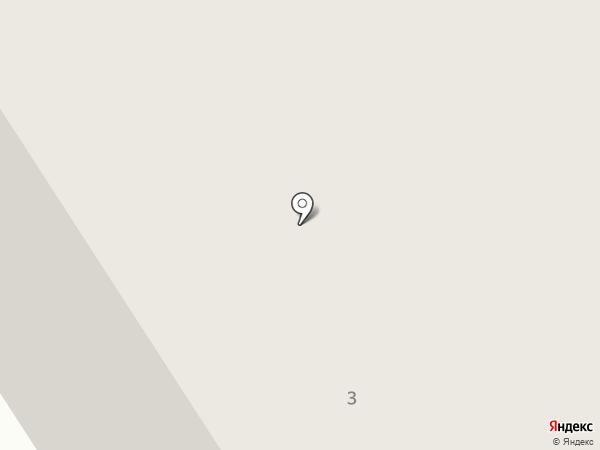 Морошка на карте Норильска