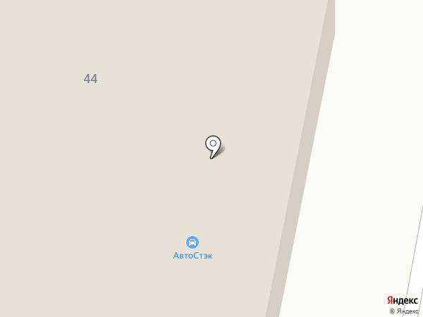 АвтоСтэк на карте Норильска
