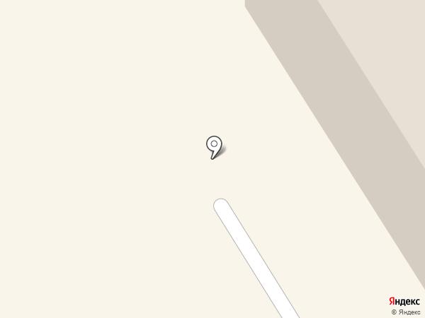 Жилищный трест на карте Норильска