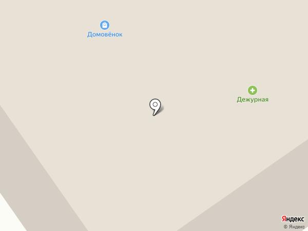Пампунзель на карте Норильска