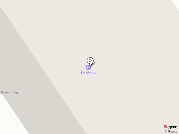 Банкомат, Росбанк, ПАО на карте Норильска