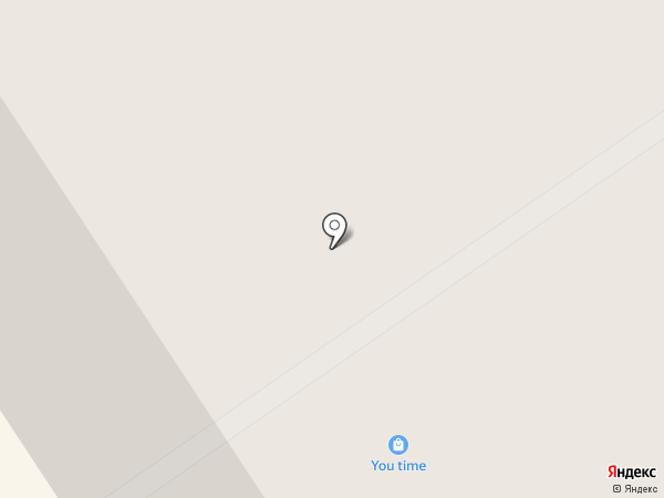 You time на карте Норильска