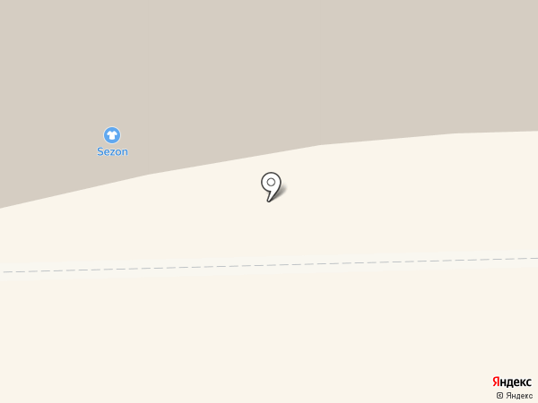 Бусинка на карте Норильска