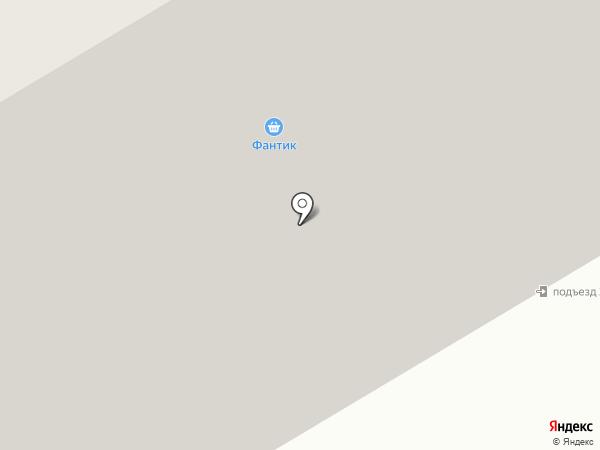 Дудинский на карте Норильска