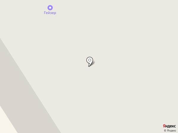 Монолит на карте Норильска