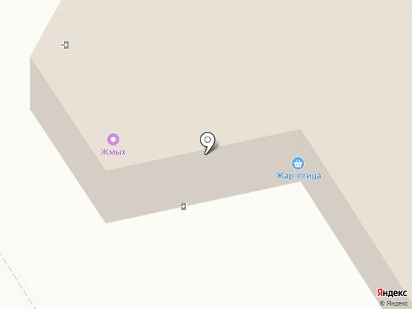 Жар. Птица на карте Норильска