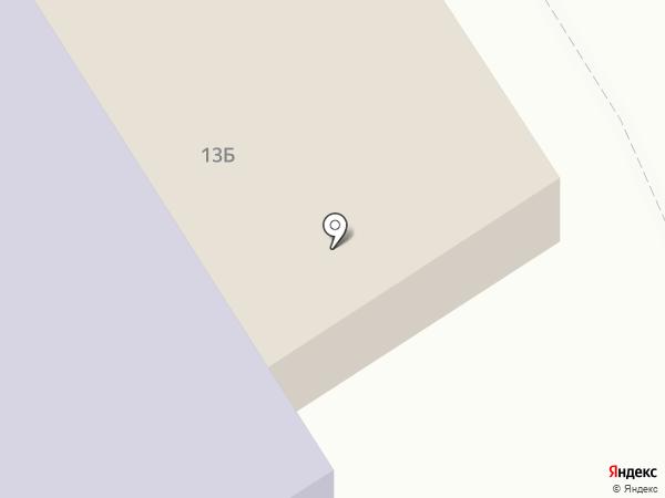 Русская Долина, продуктовый магазин на карте Норильска